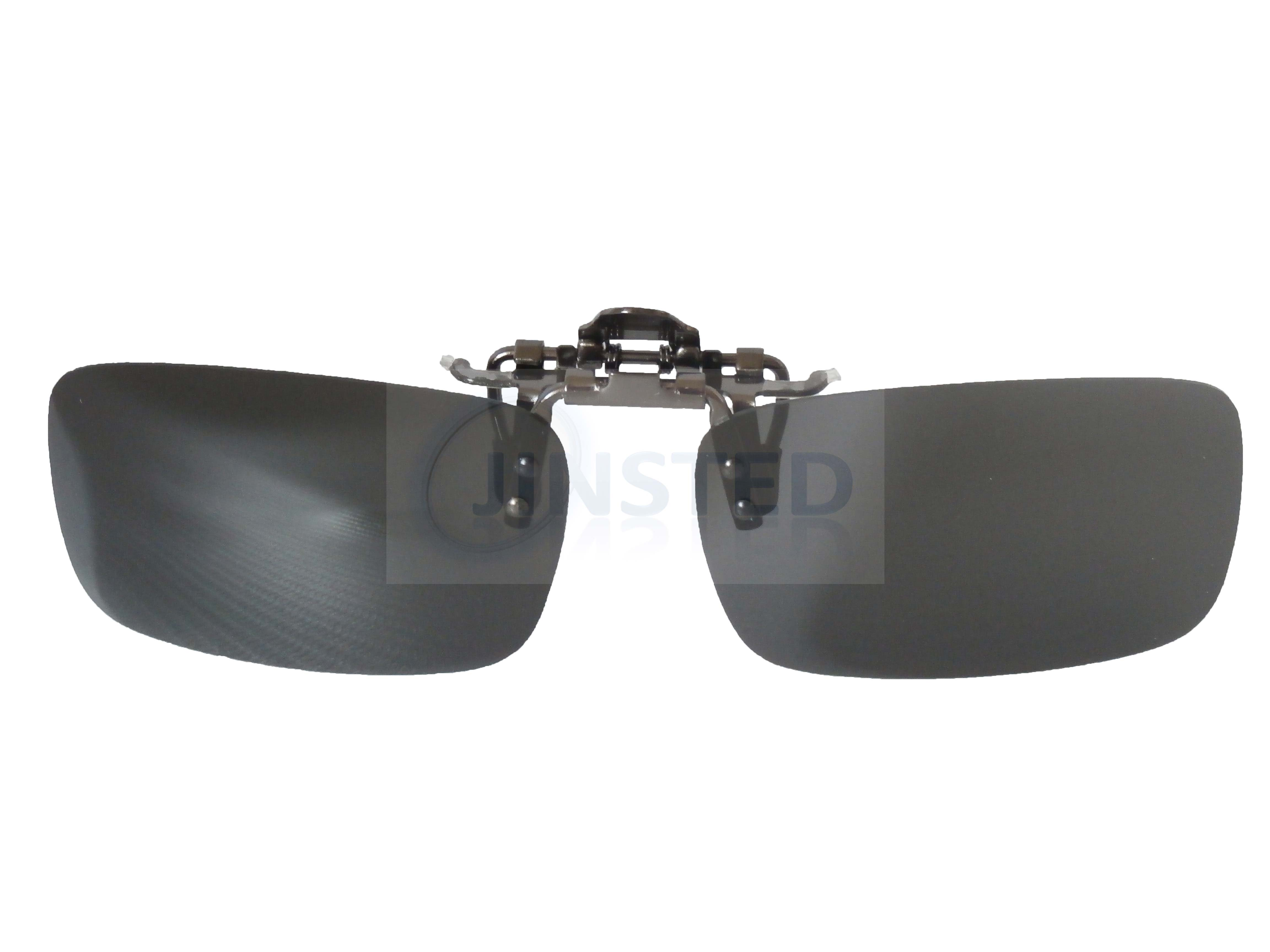5bbdca58fa1 Details about High Quality Black Light Clip On Polarised Sunglasses Clip-On  Polarized ACP026